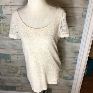 NWT lucky brand tshirt size L